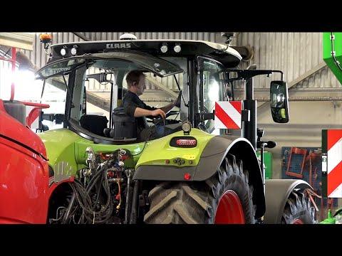 Varför ska du ha ett serviceavtal på traktorn?