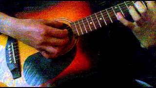 Clannad After Story OP - Toki wo Kizamu Uta [Lia] Guitar Finger First Time
