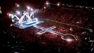 Madonna - Holiday (Rebel Heart Tour in Manila)