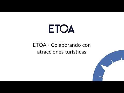 ETOA - Colaborando con atracciones turísticas