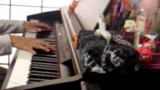 【水樹奈々】『深愛』妹の部屋で弾いてみた【piano】【Mizuki Nana】