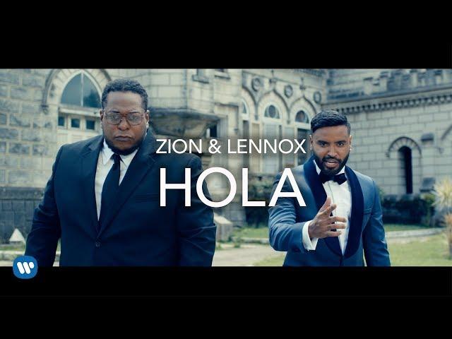 Vídeo de Hola de Zion y Lennox