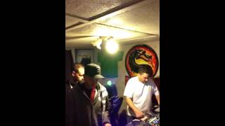 DJ Spivak & New England's DJ Motion Scratch Session