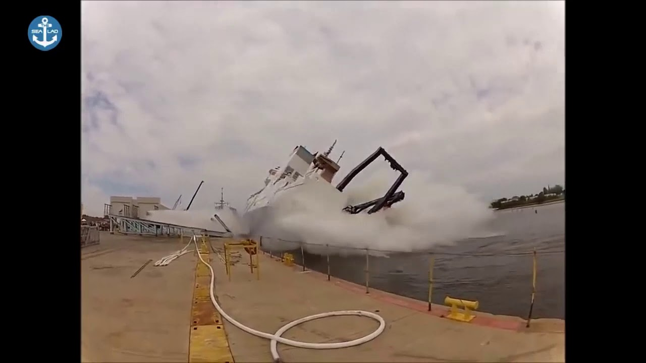 5 Ship Launches That Went Horribly Wrong