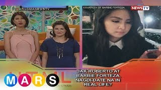 Mars: Barbie Forteza at Jak Roberto, officially dating na nga ba?
