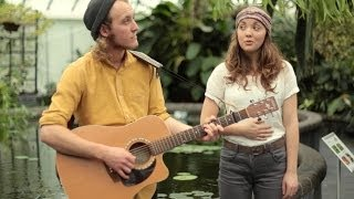 Beyonce - Love On Top (Live Acoustic Cover) - Mat and Lydia