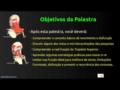 Palestra com Pablo Marinho sobre o Trapézio
