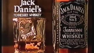 Jack Daniel's 1990 Uomini come John e Billy hanno molto tempo libero