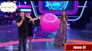 İrem Derici ile eğlenmene bak balon Cem Belevi'de patladı!!