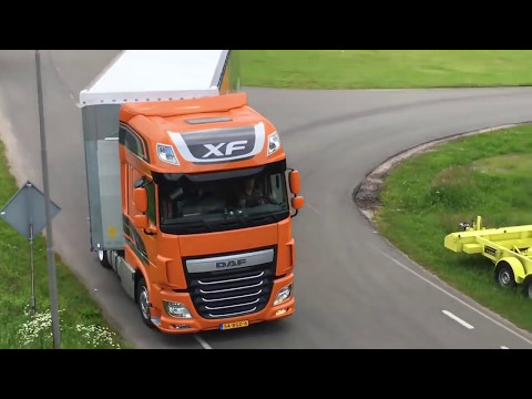 DAF XF 460 Low Deck