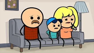 Ladder: Part 3 - Cyanide & Happiness Shorts