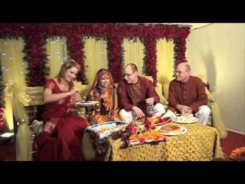 Bangladesh+Hungarian Wedding