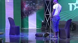 Amazing Dog B2K | Nigeria's Got Talent