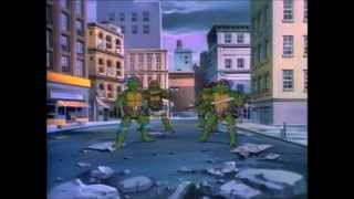 TMNT - Theme Song - 1987