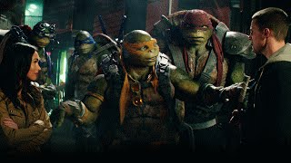 Teenage Mutant Ninja Turtles 2 Trailer #2 (2016) - Paramount Pictures