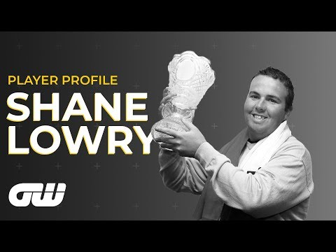 Shane Lowry's First Ever Tour Victory | Player Profile | Golfing World