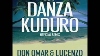 Don Omar Ft. Lucenzo, Daddy Yankee & Arcángel - Danza Kuduro (Official Extended Remix)
