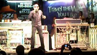 King Stur Gav Hi Fi feat Leroy Gibbons @ Sugar Minott Tribute at Kingston 2010 part 8