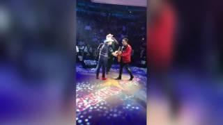 Remmy Valenzuela ft. EL Fantasma - Por Primera Vez Cantando Juntos