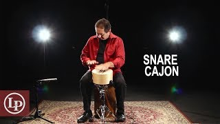"LP | Americana 10"" 2-Sided Snare Cajon (LP1410S)"