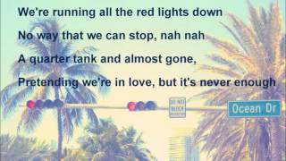 Duke Dumont - Ocean Drive Lyrics
