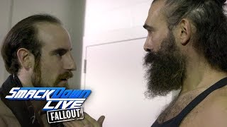 Does Aiden English fear Luke Harper?: SmackDown LIVE Fallout, May 31, 2017