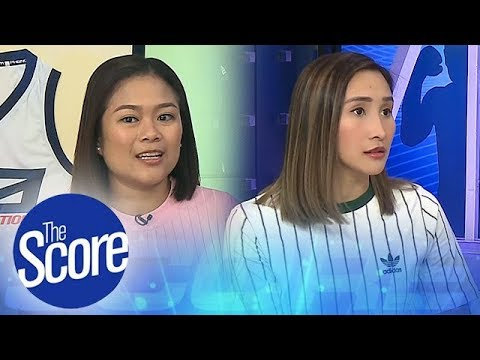 The Score: Melissa Gohing and Jem Ferrer's Advice to Ateneo and DLSU