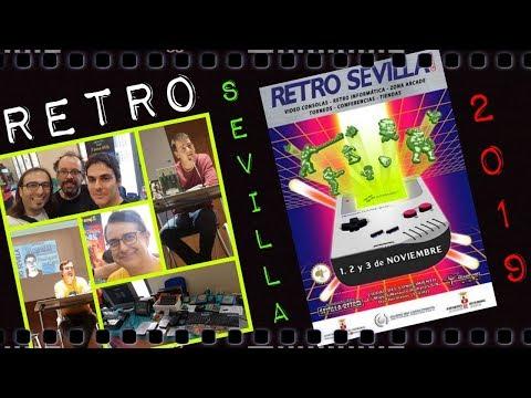 Retro Sevilla 2019: Nuevos proyectos y misma ilusión.