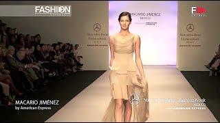 MACARIO JIMENEZ Spring Summer 2013 MBFW Mexico - Fashion Channel