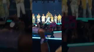 Seventeen DK Singing, Jun Dancing(right in front of me!) Hoshi aegyo...