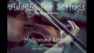 EastWest Hollywood Strings Test - Adagio for Strings by Samuel Barber