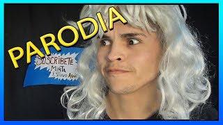 (PARODIA)Paulo londra-Chica Paranormal