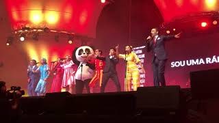 Xmas in the Night na Altice Arena - Panda e os Caricas