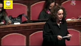 Ratifica Accordo Italia-Israele pubblica sicurezza, Bertorotta (M5S)