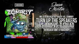 BAD vs. Turn Up The Speakers vs. Terror Squad (Afrojack UMF 17 Mashup)