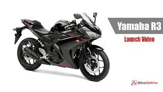 Yamaha YZF-R3 | Launch Video | BikeDekho.com