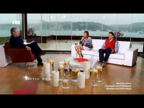 Demet Akalın ve Kerem  Alışık'ın konuk olduğu, Güneri Civaoğlu ile Şeffaf Oda, Pazar 10.45'de FOX'ta
