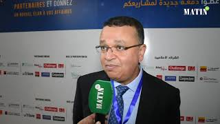 Forum d'Affaires Maroc-France à Dakhla : Déclaration de Abdelmounaïm Madani, directeur de l'ANAPEC