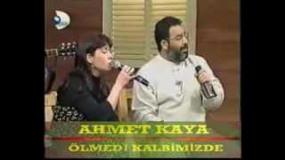 Ahmet Kaya & ilkay Akkaya  - Gurbette Ömrüm Geçecek