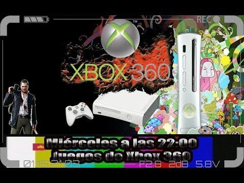 ➡ Juegos de Xbox 360 en Directo ⬅