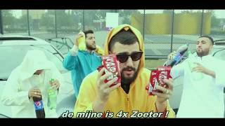 SBMG ft. Lil Kleine & Dj Stijco - 4x duurder ( SUIKERFEEST PARODIE )