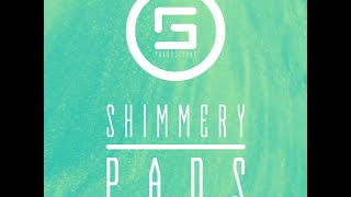 Shimmery Pads