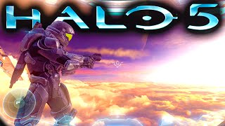 HALO 5 | CLIMBING the SPACE ELEVATOR (Halo 5 Guardians)