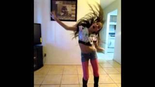 Alin bailando Wepa remix-Pitbull Ft.Gloria Estefan