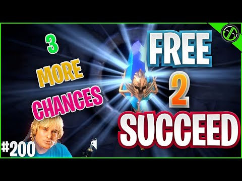 We Got 3 More Ancient Shards... Time For A Miracle?? | Free 2 Succeed - EPISODE 200