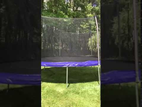 Trampoline Assembly Services