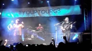 Oficina G3 - Perfeito Amor (Clipe #YOURTOURG3)