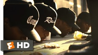 Straight Outta Compton (5/10) Movie CLIP - Police Harassment (2015) HD