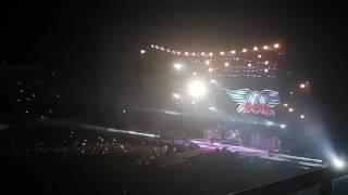 Aerosmith - Let the music do the talking (Meo Arena, Lisboa 2017)