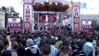 Atanas Kolev - Molly Live @ Coca-Cola Happy Energy Tour 2014 Sofia